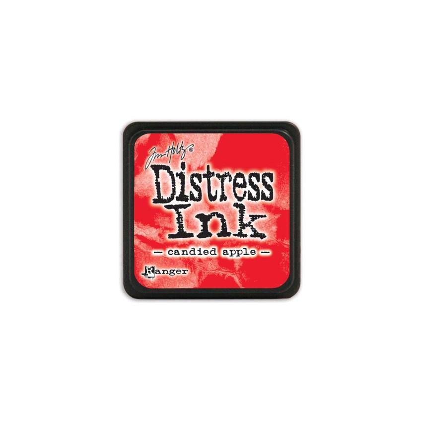 Encre Mini Distress CANDIED APPLE par Ranger. Scrapbooking et loisirs créatifs. Livraison rapide et cadeau dans chaque commande.