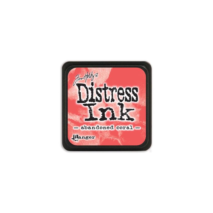 Encre Mini Distress ABANDONED CORAL
