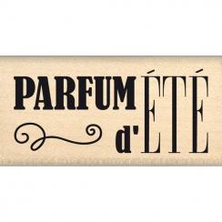 Tampon bois PARFUM D'ÉTÉ