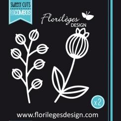 PROMO de -40% sur Outils de découpe NATURE PRINTANIERE Florilèges Design