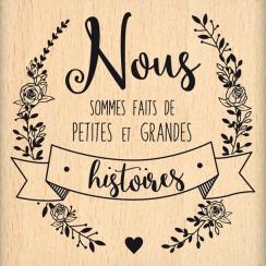PETITES ET GRANDES HISTOIRES