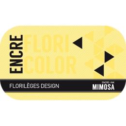 Encre MIMOSA par Florilèges Design. Scrapbooking et loisirs créatifs. Livraison rapide et cadeau dans chaque commande.