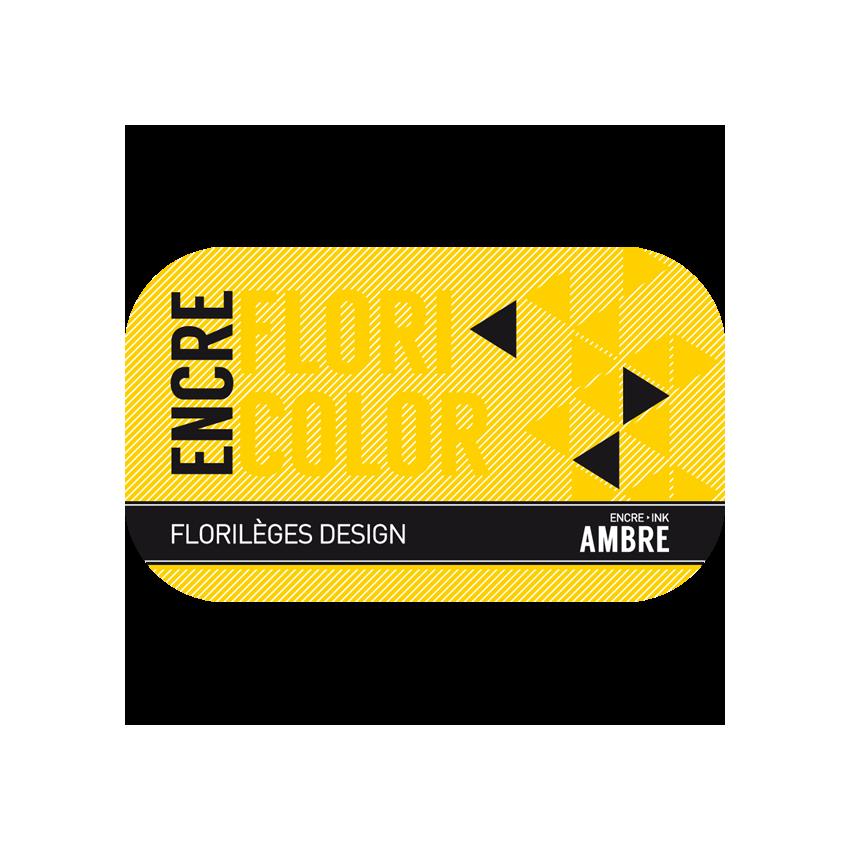 PROMO de -75% sur Encre AMBRE Florilèges Design