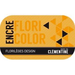 Encre CLÉMENTINE par Florilèges Design. Scrapbooking et loisirs créatifs. Livraison rapide et cadeau dans chaque commande.