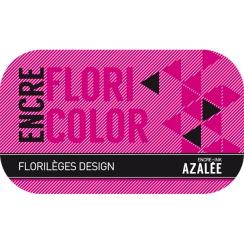 PROMO de -75% sur Encre AZALÉE Florilèges Design