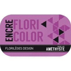 Encre AMÉTHYSTE par Florilèges Design. Scrapbooking et loisirs créatifs. Livraison rapide et cadeau dans chaque commande.