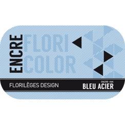 PROMO de -60% sur Encre BLEU ACIER Florilèges Design