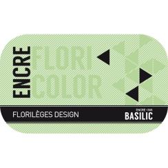 Encre BASILIC par Florilèges Design. Scrapbooking et loisirs créatifs. Livraison rapide et cadeau dans chaque commande.