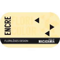 Encre MACADAMIA par Florilèges Design. Scrapbooking et loisirs créatifs. Livraison rapide et cadeau dans chaque commande.