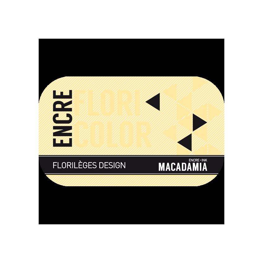 PROMO de -99.99% sur Encre MACADAMIA Florilèges Design