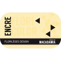 PROMO de -40% sur Encre MACADAMIA Florilèges Design