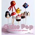 Cake pop, la sucette au goût gâteau par Marabout Editions. Scrapbooking et loisirs créatifs. Livraison rapide et cadeau dans ...