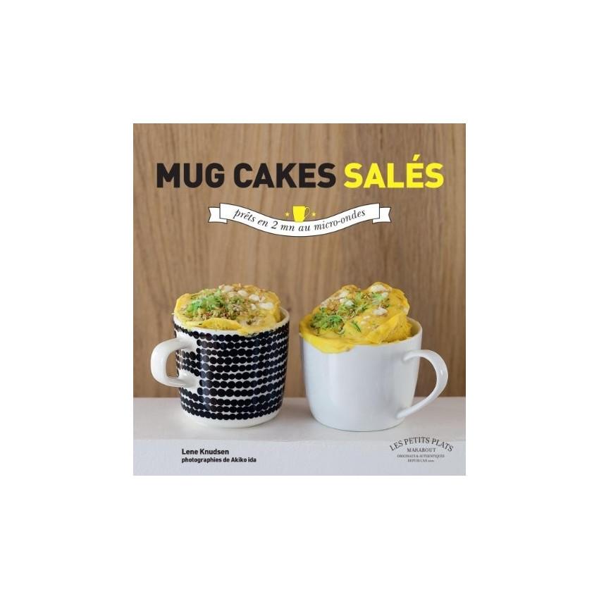 PROMO de -99.99% sur Mug cakes salés Marabout Editions