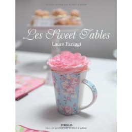 PROMO de -25% sur Les Sweet Tables Eyrolles Editions