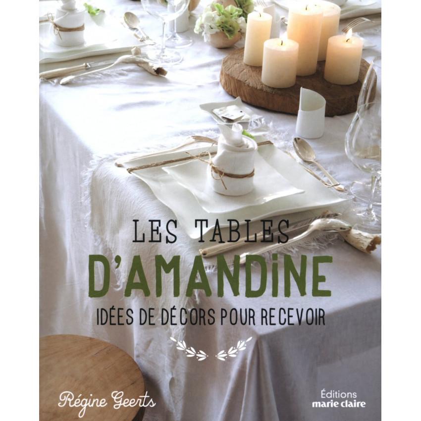 PROMO de -80% sur Les tables d'AmandineOK Marie Claire Editions
