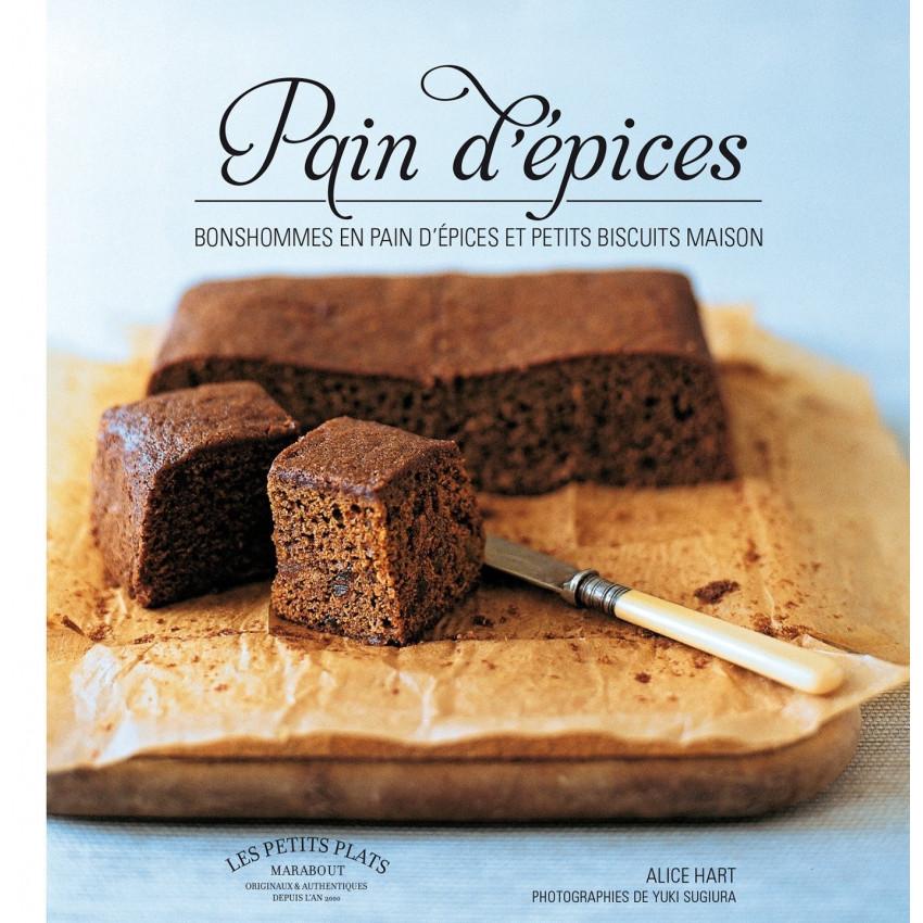 Pain d'épices par Marabout Editions. Scrapbooking et loisirs créatifs. Livraison rapide et cadeau dans chaque commande.