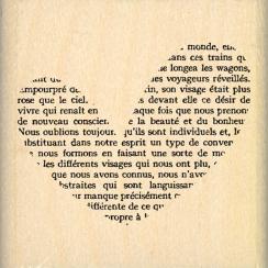 Tampon bois CŒUR PETIT TEXTE par Florilèges Design. Scrapbooking et loisirs créatifs. Livraison rapide et cadeau dans chaque ...