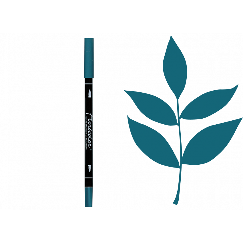 PROMO de -75% sur Feutre encreur Floricolor DENIM Florilèges Design