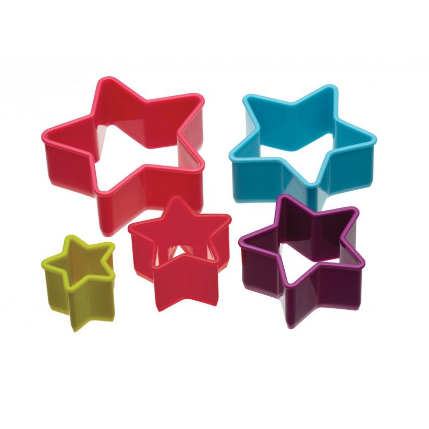 Emporte-pièces étoiles