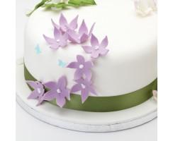 PROMO de -50% sur Emporte-pièces pour fondant fleurs de lotus Kitchen Crafts