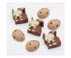 Commandez Moule à chocolats Pâques . Livraison rapide et cadeau dans chaque commande.