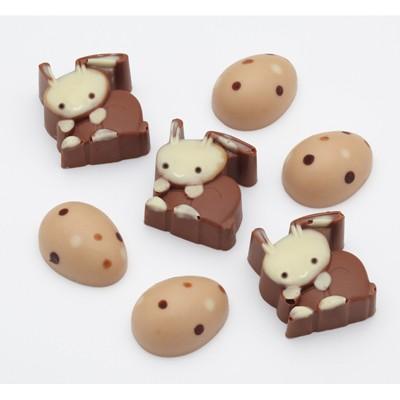 Moule à chocolats Pâques