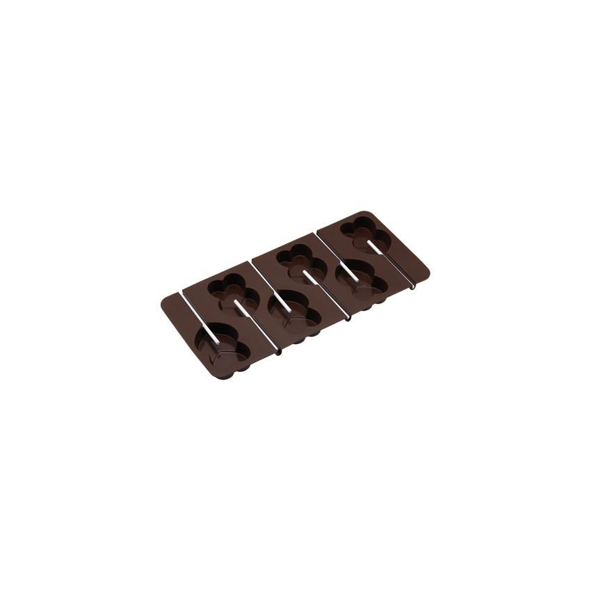 PROMO de -70% sur Moule sucette chocolat coeurOK Kitchen Crafts