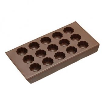 Moule à chocolats fleurs
