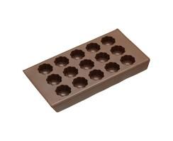 PROMO de -80% sur Moule à chocolats fleursOK Kitchen Crafts
