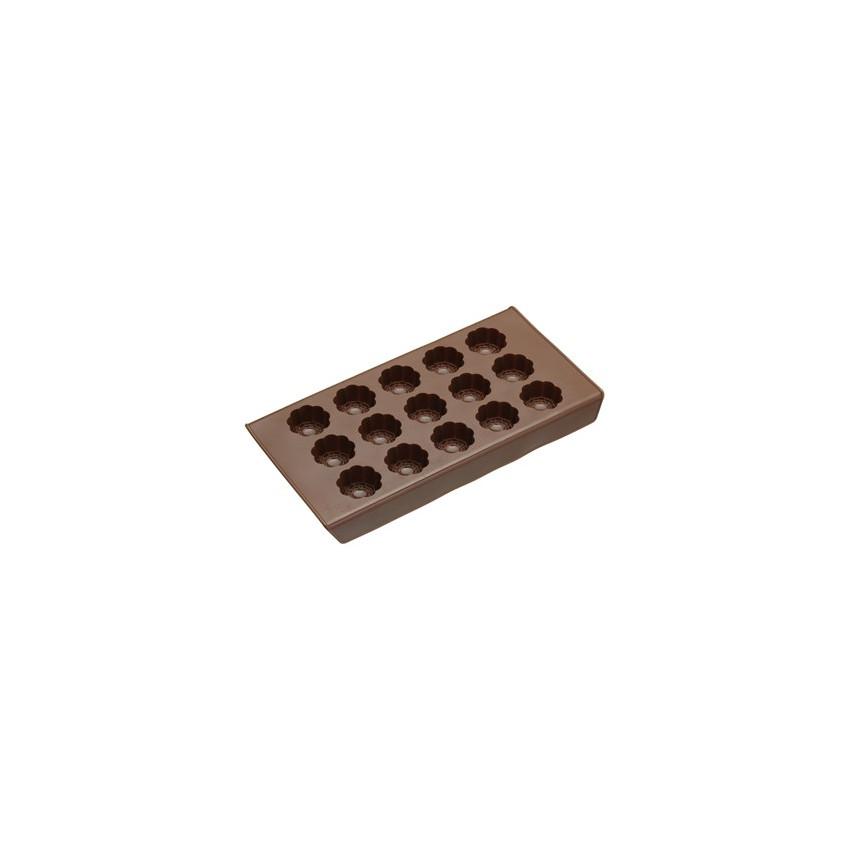 PROMO de -50% sur Moule à chocolats fleurs Kitchen Crafts