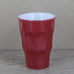 PROMO de -60% sur Mug rétro rouge Krasilnikoff