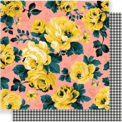Papier imprimé Bloom EMILY