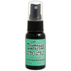 Mini Spray Distress Stain CRACKED PISTACHIO