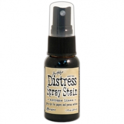 Mini Spray Distress Stain ANTIQUE LINEN