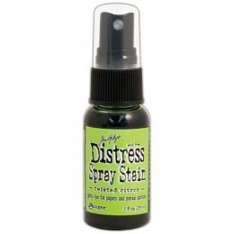Mini Spray Distress Stain TWISTED CITRON