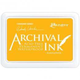 Encre Archival SUNFLOWER par Ranger. Scrapbooking et loisirs créatifs. Livraison rapide et cadeau dans chaque commande.
