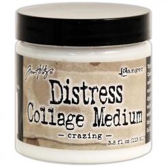 Distress Collage Medium CRAZING par Ranger. Scrapbooking et loisirs créatifs. Livraison rapide et cadeau dans chaque commande.
