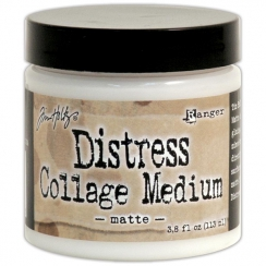 Distress Collage Medium MATTE