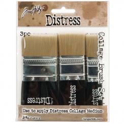 Set de 3 pinceaux Collage Brush