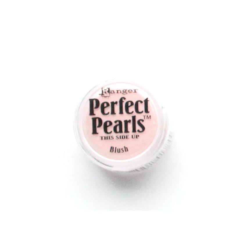 Poudre Perfect Pearl BLUSH par Ranger. Scrapbooking et loisirs créatifs. Livraison rapide et cadeau dans chaque commande.