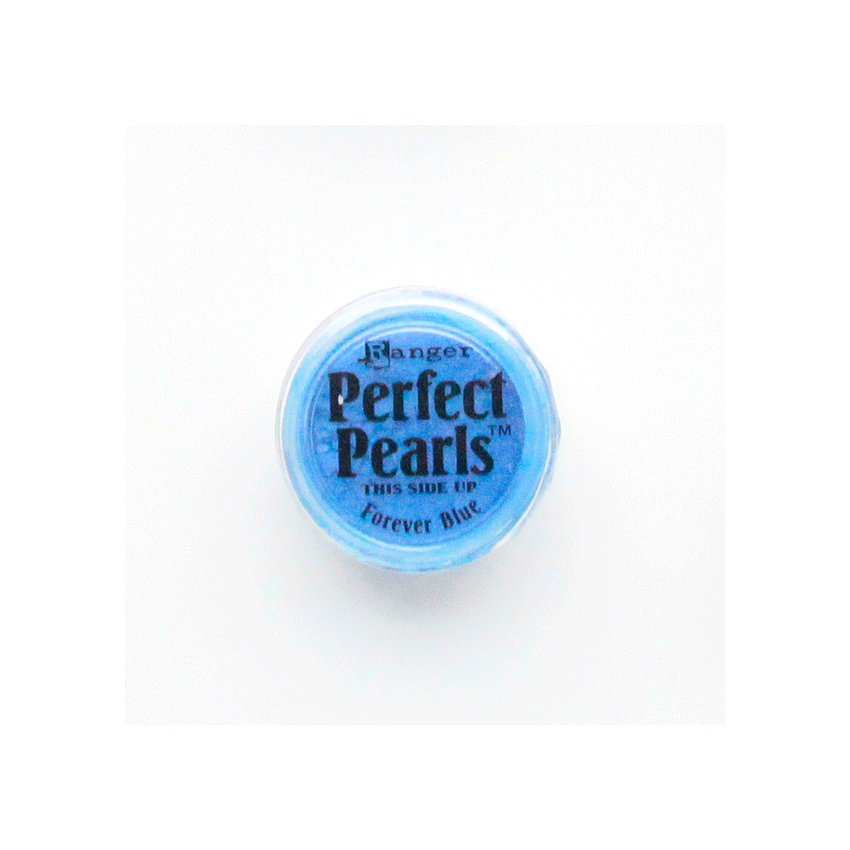 Poudre Perfect Pearl FOREVER BLUE