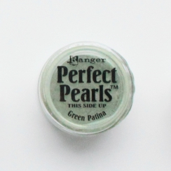 Poudre Perfect Pearl GREEN PATINA