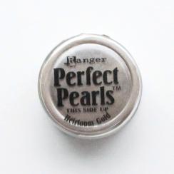 Poudre Perfect Pearl HEIRLOOM GOLD par Ranger. Scrapbooking et loisirs créatifs. Livraison rapide et cadeau dans chaque comma...