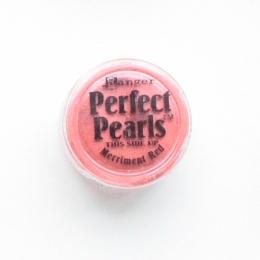 Poudre Perfect Pearl MERRIMENT RED par Ranger. Scrapbooking et loisirs créatifs. Livraison rapide et cadeau dans chaque comma...