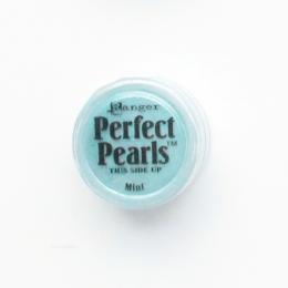 Poudre Perfect Pearl MINT par Ranger. Scrapbooking et loisirs créatifs. Livraison rapide et cadeau dans chaque commande.
