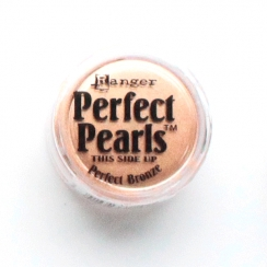 Poudre Perfect Pearl PERFECT BRONZE par Ranger. Scrapbooking et loisirs créatifs. Livraison rapide et cadeau dans chaque comm...