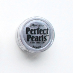 Poudre Perfect Pearl PEWTER