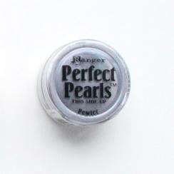 Poudre Perfect Pearl PEWTER par Ranger. Scrapbooking et loisirs créatifs. Livraison rapide et cadeau dans chaque commande.
