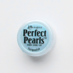 Poudre Perfect Pearl TURQUOISE