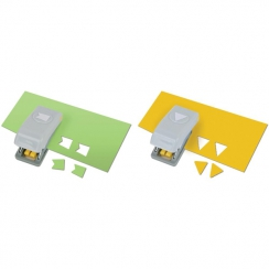 PENNANTS  -MINI PUNCHES 2/PKG